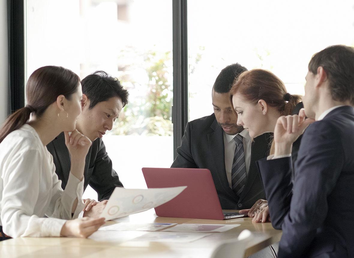 海外クライアント商談支援プロジェクト