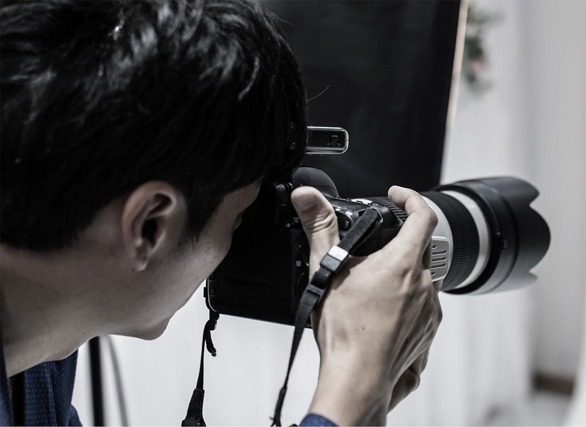 広告写真撮影プロジェクト