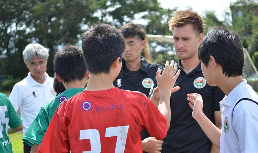 URVグローバルグループ実績紹介 株式会社日独フットボール・アカデミー